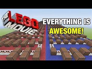 'Lego Movie' Song 'Everything is Awesome': The Catchiest ...