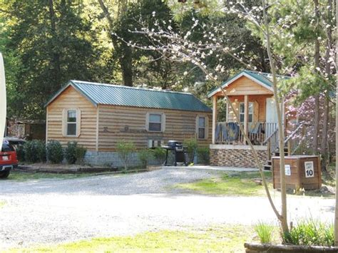 raccoon mountain cabins swinging bridge picture of raccoon mountain rv park and