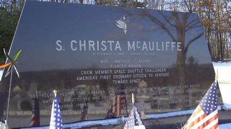 remembering christa mcauliffe  years  challenger