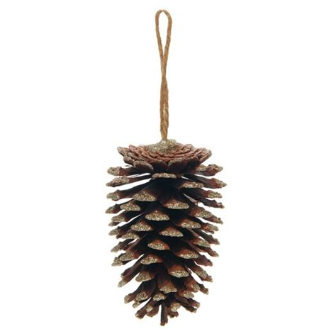 pinecone christmas decorations pine cone christmas decoration from wilkinson traditional christmas decorations housetohome