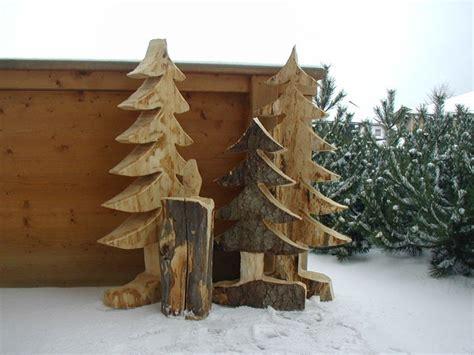 Tannenbäume Aus Holz by Tannenbaum Aus Holz