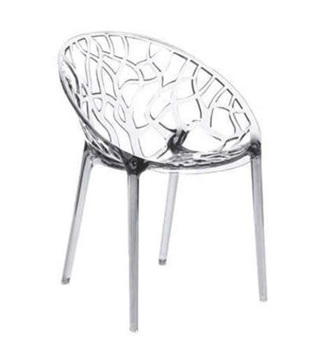 chaise en plastique pas cher chaise transparente pas cher maison design bahbe com