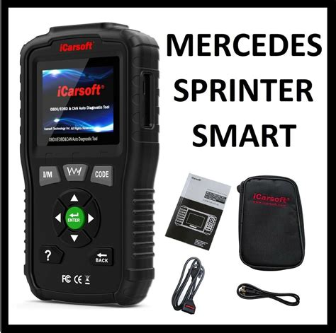 mercedes diagnose mercedes diagnostic scanner tool srs abs check engine obd2 code reader scan ebay