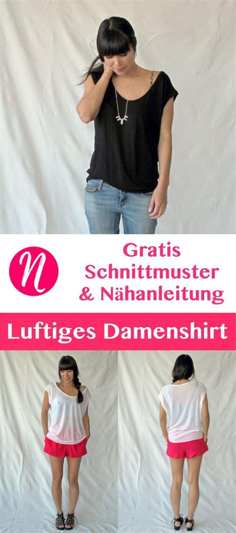 Selber Nähen Tipps by Das Elise T Shirt F 252 R Damen In Gr 246 223 E S M Und L Sewing