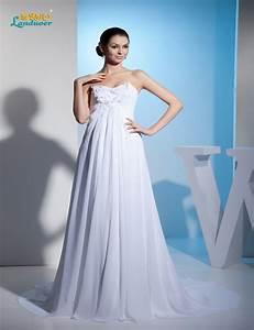 vestido de noiva elegant empire long maternity boho With boho maternity wedding dress