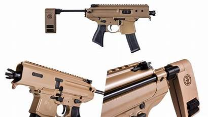 Mpx Copperhead Pistol Sig 9mm Braced Guns