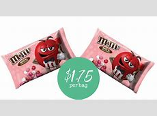 M&M's Valentine's Day Candy, $175 Per Bag Southern Savers