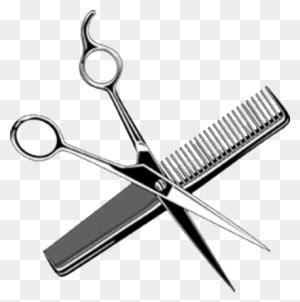 ubarber haircut hair scissors transparent background