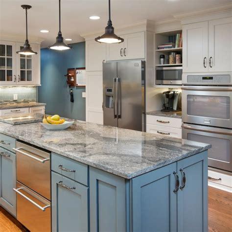 cuisine gris bleu beautiful cuisine bleu nuit lapeyre couleur de cuisine en