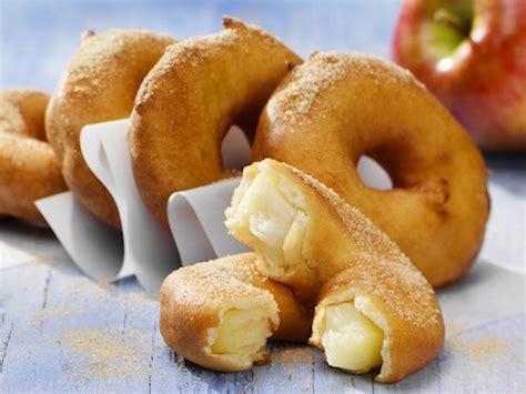 recette de pate a beignet au pomme beignets aux pommes recette facile