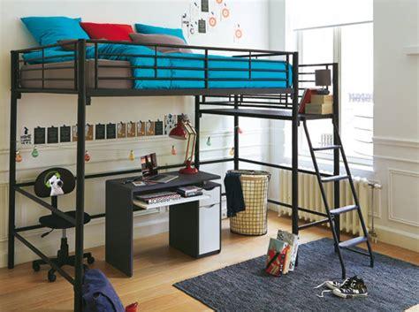 60 lits mezzanine pour gagner de la place décoration