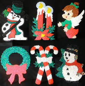 1950 s atomic ranch house vintage mid century 1950 s christmas decorations