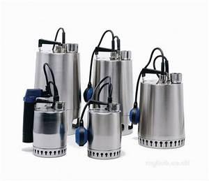 Unilift Kp350  A  1 Submersible Pump 230v 013n7800   Grundfos