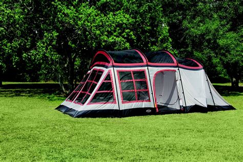 3 room cabin tent texsport tent big horn 3 room cabin shop your way