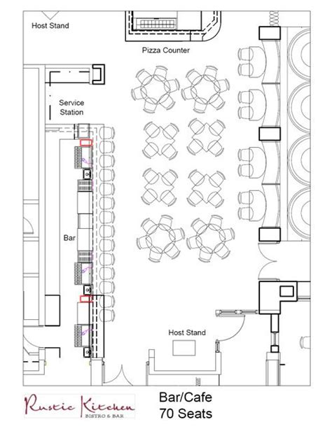 Floor Layout Of An Cafe by Oconnorhomesinc Likeable Coffee Shop Floorplan