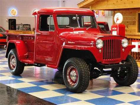 willys jeep pick   willys pickup   willys model pickup condition