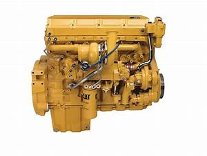 New C13 Acert U2122 Dry Manifold Petroleum Engine For Sale
