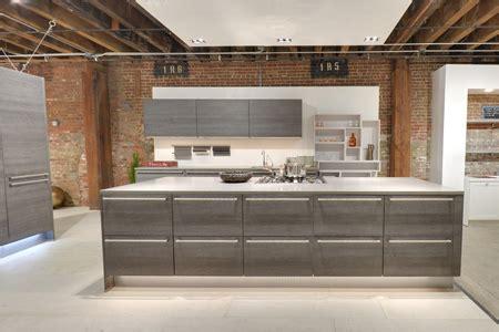 modern kitchens showroom red hook brooklyn