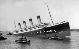 Real Titanic Photos Sinking