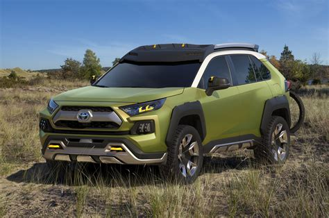 Future Toyota Adventure Concept points to high-tech SUV ...