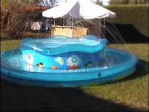 Piscine A Débordement : piscine debordement youtube ~ Farleysfitness.com Idées de Décoration