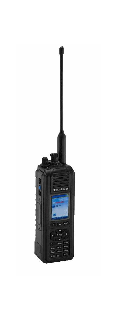 Thales Radio Liberty Multiband Inc Radios Interoperability