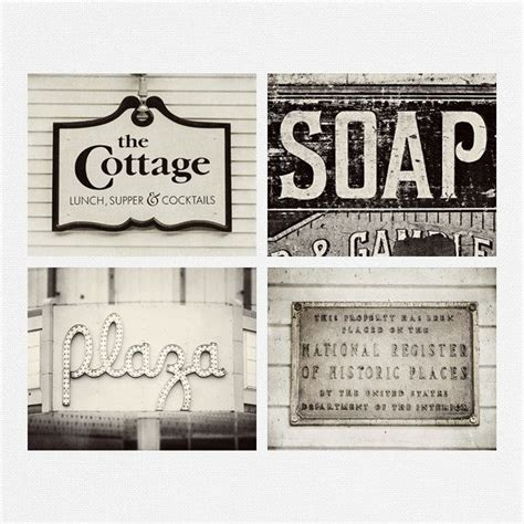 shabby chic kitchen signs shabby chic kitchen decor print set rustic print set black and whit
