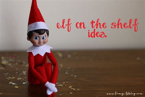 """the Elf On The Shelf"" … A Christmas Tradition!  It Is"
