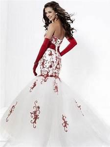 Red Wedding Dresses | Dressed Up Girl
