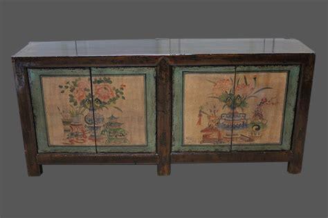 Chinesische Kommode, Möbel China Schränkchen, Asiatisches