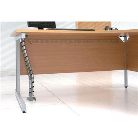 desk cable management trexus cable management basket desk w150xl1200mm