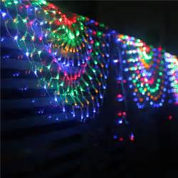 large party layout holiday decoration lights led lights string lights hotel decoration peacock