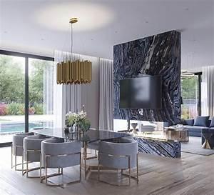 Esszimmer Modern Luxus : modernhomeinteriors esszimmer modern luxus ~ A.2002-acura-tl-radio.info Haus und Dekorationen