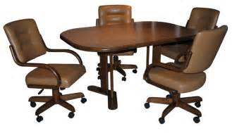 Dining Table Sets With Rolling Chairs by Formica Dining Room Sets Kitchen Table With Rolling