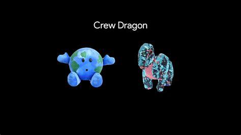 Crew Dragon กับน้อนมังกรสุดแพง   เรื่องเล่าฉบับเร่งรัด ...
