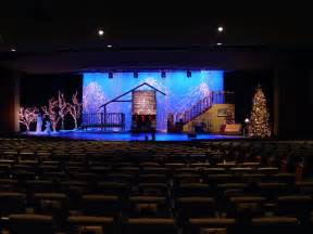 Image of: Christma Scene Church Stage Design Idea The Way To Make Church Stage Design