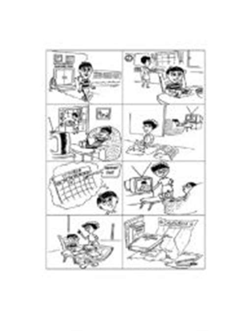 Story Telling Worksheets