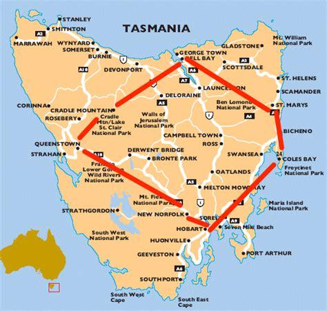 road  tasmania arjens travels
