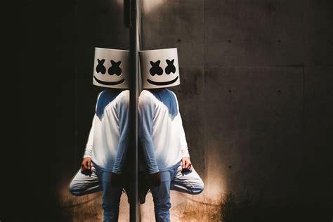 Dj Marshmello Hd Wallpaper Free Download