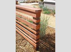 Interesting Modern Wood Fence Backyard Lilyweds More