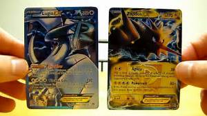 rare pokemon cards ex full art
