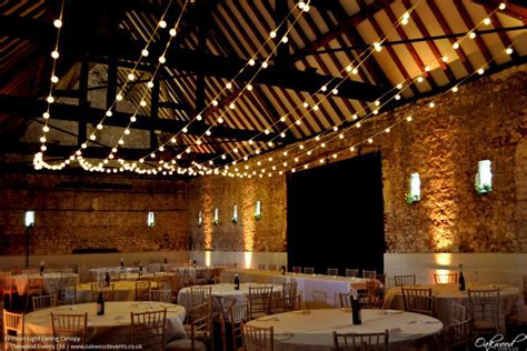 festoon lights hire oakwood