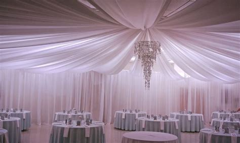 How To Hang Ceiling Drapes For A Wedding - best 25 ceiling draping ideas on ceiling
