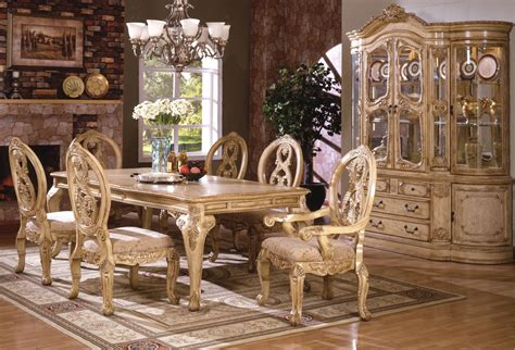white wash dining table groups formal wood dining room