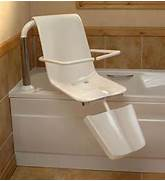 Disabled Bathroom by Disabled Bath Lift Seat DisabilityLiving Lots More Accessible Bathr