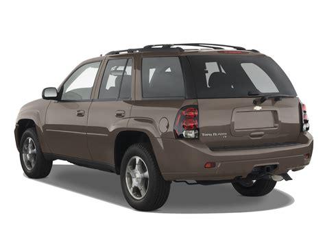 2008 Chevrolet Trailblazer Reviews And Rating