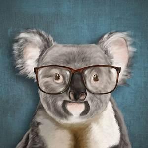 91 best images about Koala art on Pinterest   Baby koala ...