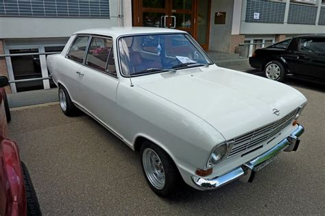 1970 Opel Kadett by Opel Kadett B Baujahr 1970 60ps Aus 1187ccm