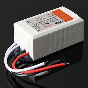 12v Dc 18w Power Supply Led Driver Adapter Transformer