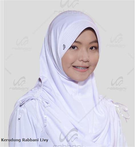 hijab rabbani collection model terbaru bulan